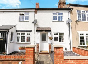 Thumbnail 1 bedroom terraced house for sale in Arlesey Road, Ickleford, Hitchin, Hertfordshire