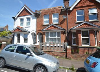 Thumbnail 2 bed terraced house for sale in Greys Road, Old Town, Eastbourne