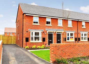 Thumbnail 3 bed town house for sale in Willow Place, Knaresborough