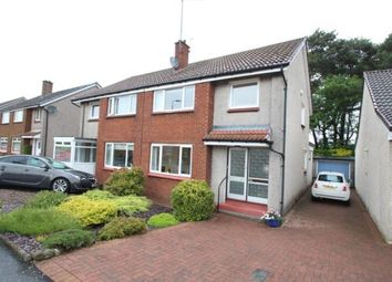 Thumbnail 3 bed semi-detached house for sale in Meadowburn, Bishopbriggs, Glasgow, East Dunbartonshire