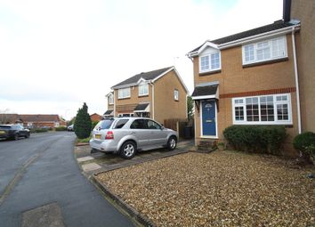 Thumbnail 3 bed semi-detached house for sale in Magnolia Drive, Lutterworth