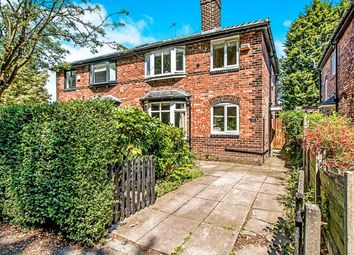 Thumbnail 3 bed semi-detached house for sale in Parkville Road, Didsbury, Manchester