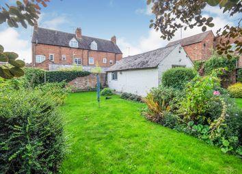 Thumbnail 3 bed terraced house for sale in Chapel Street, Wellesbourne, Warwick