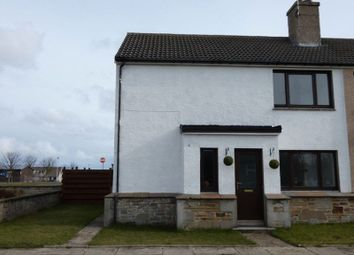 Thumbnail 3 bed semi-detached house for sale in Pentland Place, Castletown, Thurso