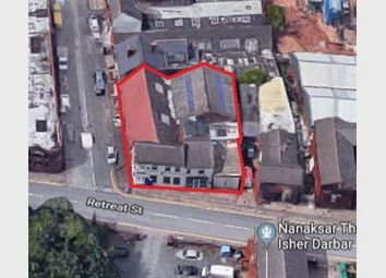 Thumbnail Industrial for sale in Retreat Street, Wolverhampton