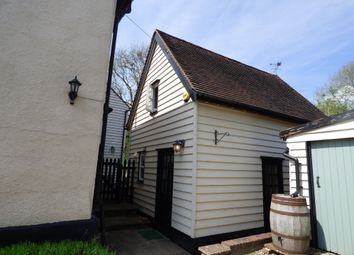 Thumbnail 1 bed barn conversion to rent in Brent Pelham, Herts