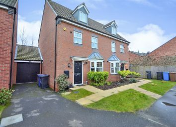Thumbnail 4 bed semi-detached house for sale in Long Eaton, Nottingham