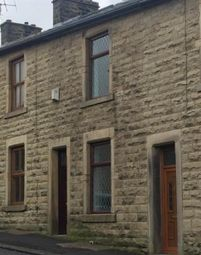Thumbnail 2 bedroom terraced house to rent in Bury Road, Haslingden, Rossendale
