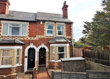 Thumbnail 3 bed end terrace house for sale in Beecham Road, Reading