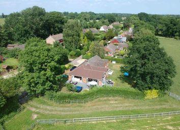 Thumbnail 4 bed bungalow for sale in Hollybush Lane, West Heath, Baughurst, Tadley