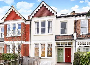 Thumbnail 4 bed flat for sale in Salford Road, London