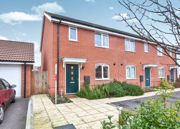 Thumbnail 3 bedroom end terrace house for sale in Elm Street, Dereham