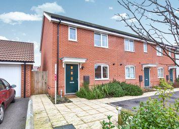 Thumbnail 3 bedroom end terrace house for sale in Elm Street, Dereham