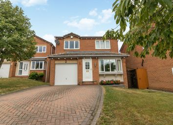 Thumbnail 4 bed detached house for sale in Heatherdale Drive, Tingley, West Yorkshire