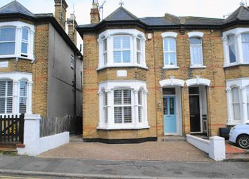 Thumbnail 3 bed semi-detached house for sale in Victoria Road, Leigh On Sea, Essex