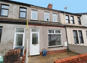 3 bed terraced house for sale in Clive Road, Canton, Cardiff CF5