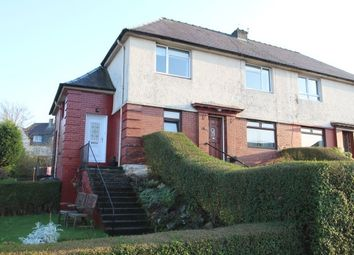 Thumbnail 2 bed flat to rent in Rodney Road, Gourock