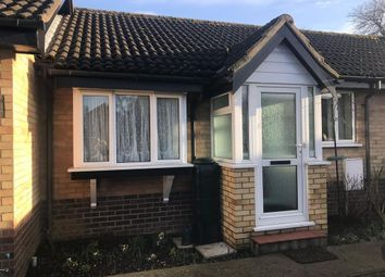 Thumbnail 1 bed bungalow to rent in Holly Court, Harleston