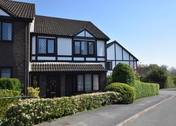 Thumbnail 3 bed end terrace house for sale in Woodland Mews, Woodland Way, Heathfield, East Sussex