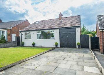Thumbnail 4 bed detached bungalow for sale in Heathfield, Harwood, Bolton