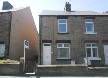 Thumbnail 2 bed semi-detached house to rent in Sheffield Road, Birdwell, Barnsley