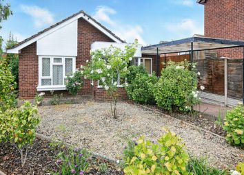 Thumbnail 3 bed detached bungalow for sale in Magpie Way, Kidderminster