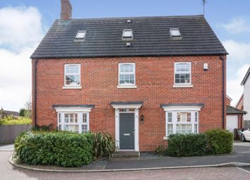 Thumbnail 5 bed detached house for sale in Flint Lane, Barrow-Upon-Soar, Loughborough