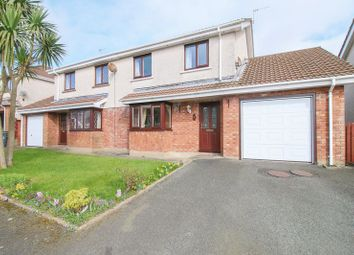 Thumbnail 3 bed semi-detached house to rent in Ashbourne Avenue, Douglas, Isle Of Man