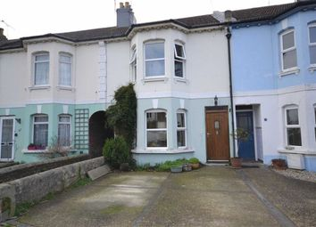 Thumbnail 4 bed terraced house for sale in Ripley Road, Worthing, West Sussex