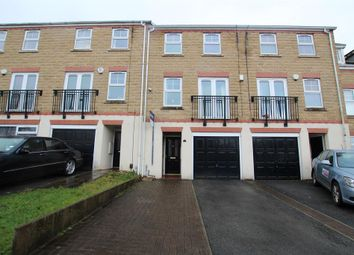Thumbnail 4 bedroom town house to rent in Dewberry Close, Bradford