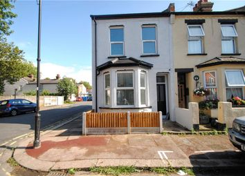 Thumbnail 3 bedroom end terrace house for sale in Wallis Avenue, Southend-On-Sea, Essex