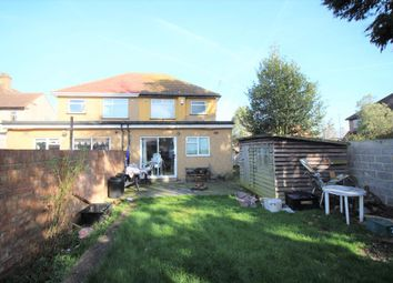 Thumbnail 3 bed semi-detached house for sale in Langley Crescent, Harlington