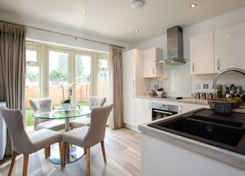 "Thumbnail 2 bed terraced house for sale in ""The Hindhead"" at Bishopsfield Road, Fareham"