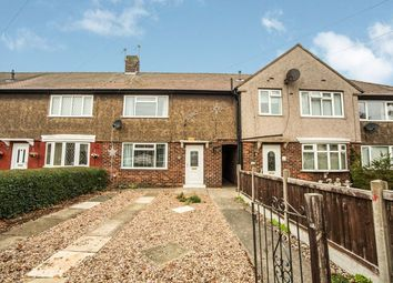 Thumbnail 2 bed terraced house for sale in Dempster Avenue, Goole