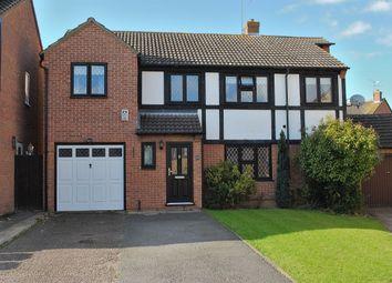 Thumbnail 5 bed detached house for sale in Broadleaf Avenue, Thorley, Bishop's Stortford