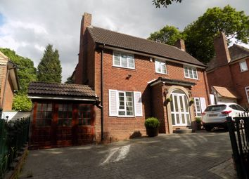 Thumbnail 3 bed detached house for sale in Hamstead Hill, Handsworth Wood, Birmingham