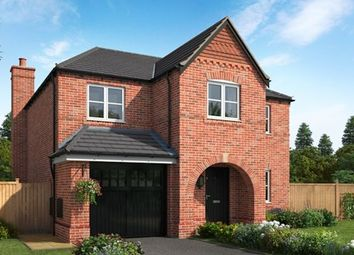 Thumbnail 4 bed detached house for sale in The Wharfdale, Bruche Avenue, Warrington, Cheshire