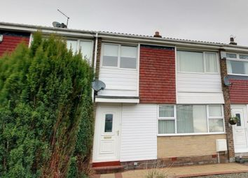 Thumbnail 3 bed terraced house for sale in Cotter Riggs Walk, Chapel House, Newcastle Upon Tyne