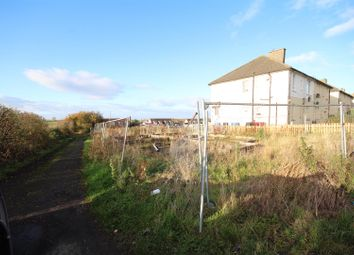 Thumbnail Land for sale in Bogside Road, Ashgill, Larkhall