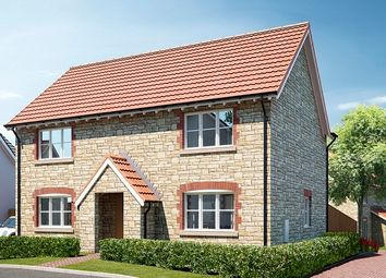 "Thumbnail 4 bed property for sale in ""The Camberly"" at Studley Lane, Studley, Calne"