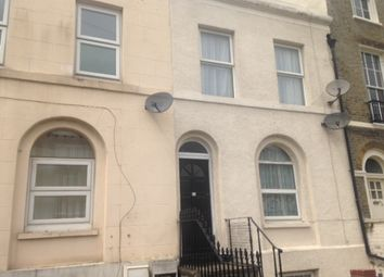 Thumbnail 1 bedroom flat to rent in Edwin Street, Gravesend
