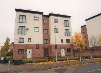 Thumbnail 1 bed flat to rent in Broughton Lane, Salford