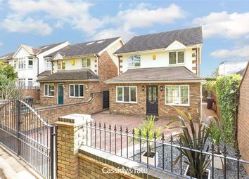 Thumbnail 3 bedroom detached house for sale in Elmwood, St Albans, Hertfordshire