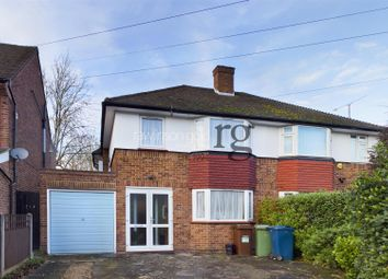 Thumbnail 3 bed semi-detached house for sale in Eastcote Road, Pinner