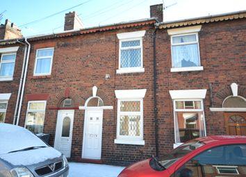 Thumbnail 2 bed terraced house to rent in Lindley Street, Burslem, Stoke-On-Trent