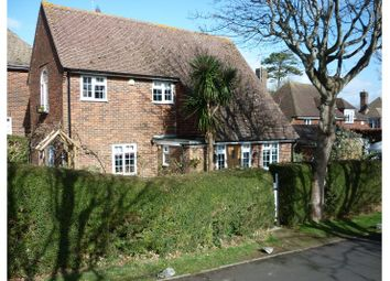 Thumbnail 3 bed detached house for sale in Ratton, Eastbourne