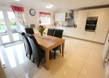4 bed detached house for sale in Helsinki Drive, Hinckley LE10