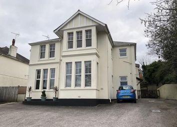 Thumbnail 2 bed flat for sale in 24 Cricketfield Road, Torquay, Devon