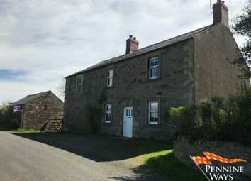Thumbnail 3 bed detached house for sale in Denton, Gilsland