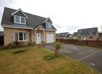 Thumbnail 3 bed detached house for sale in Ben Riach Court, Elgin, Elgin